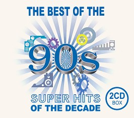 The Best Of The 90's - 2 CD Box -