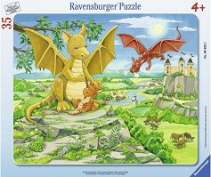 Семейство дракони -