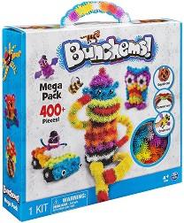 Bunchems Mega Pack - Креативна детска играчка -