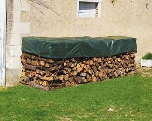 Зимно покривало - Protex Wood -