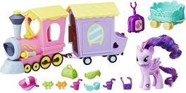 """Влакът на приятелството - В комплект с аксесоари от серията """"My Little Pony"""" -"""