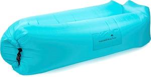 Надуваем парашутен барбарон - Parachute-ka Pillow -