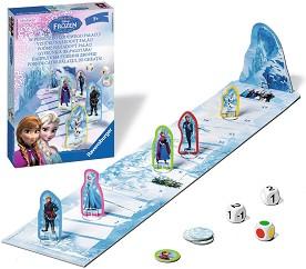 Замръзналото кралство - Детска състезателна игра -