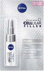 "Nivea Cellular Anti-Age Intensive Care Hyaluronic Serum - Серумна ампула за лице против бръчки от серията ""Cellular Anti-Age"" -"