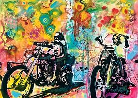 """Ездачи - Колекция """"Bike Art"""" -"""