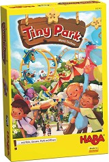 Лунапарк - Детска състезателна игра -