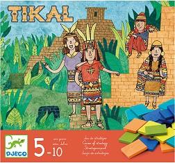 Tikal - Детска състезателна игра -