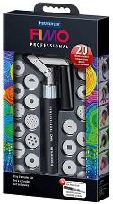 Метален шприц за моделиране - Комплект с 20 форми -