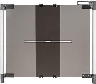 Стъклена преграда за врата - ClearVision -