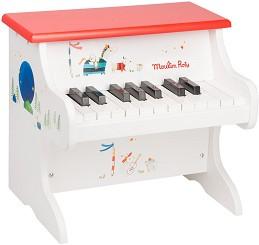 """Пиано - Детски музикален инструмент от серията """"Les Zig et Zag"""" -"""