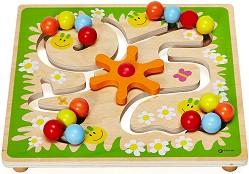 Лабиринт - Усмивка - Детска логическа игра -