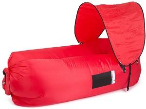 Надуваем парашутен барбарон със сенник - Parachute-ka Sunny -