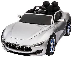 Детска акумулаторна кола - Maserati Alfieri - Комплект с дистанционно управление -