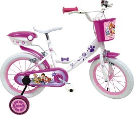 "Пес Патрул - Детски велосипед 14"" -"