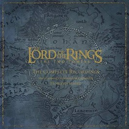The Lord Of The Rings: The Two Towers : The Complete Recordings - 3 CD + Blu Ray -