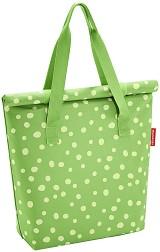 """Хладилна чанта 20 l - От серията """"Allrounder: Зелени точки"""" -"""