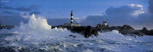 "Морски фар - панорама - Колекция ""Александър Фон Хумболт"" (Alexander von Humboldt) -"