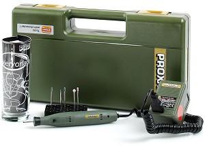 Комплект мини машина за гравиране GG 12 с накрайници - Инструмент за моделизъм -