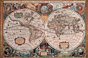 Историческа карта -