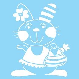 Шаблон - Зайче -