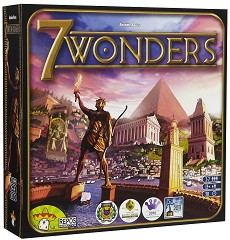 7 Wonders - Настолна игра -