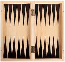 Табла - Дървена настолна игра -