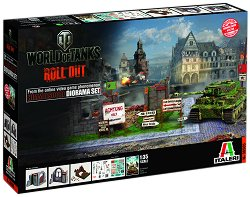 "Himmelsdorf Diorama Set - �������� ����� �� ������� ""World of Tanks: Roll Out"" -"