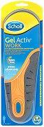 Гел стелки за работа - Gel Activ Work - Опаковка от 1 чифт за мъже -