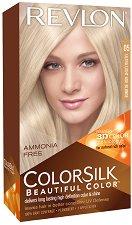 Revlon ColorSilk Beautiful Color - Безамонячна трайна боя за коса -