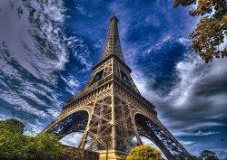 Айфеловата кула, Париж -