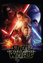 Star Wars VII - Силата се пробужда -