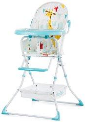 Детско столче за хранене - Maggy: Blue -