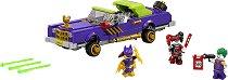 """Жокера - Невероятният лоурайдър - Детски конструктор от серията """"LEGO Batman Movie"""" -"""