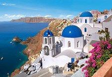 Санторини, Гърция -