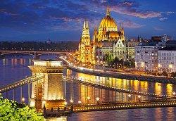 Будапеща привечер -