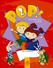 POP! 2 - Учебна система по английски език за 5 - 6 годишни деца : Книга за детето + CD - Ангелина Цветкова, Елка Ставрева -