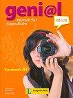 geni@l klick: Учебна система по немски език : Ниво 1 (A1): Учебник + 2 CD - Michael Koenig, Theo Scherling, Ute Koithan, Hermann Funk -