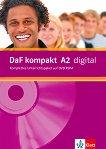 DaF kompakt: Учебна система по немски език Ниво A2: Интерактивно помагало на DVD-ROM -