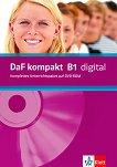 DaF kompakt: Учебна система по немски език : Ниво B1: Интерактивно помагало на DVD-ROM -