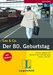Lekture - Stufe 1 (A1 - A2) : Der 80. Geburtstag: книга + CD - Theo Scherling, Sabine Wenkums -
