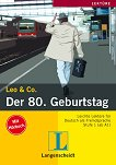 Lekture - Stufe 1 (A1 - A2) : Der 80. Geburtstag: книга + CD - Theo Scherling, Sabine Wenkums -