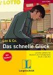 Lekture - Stufe 1 (A1 - A2) : Das schnelle Glück: книга + CD - Theo Scherling, Sabine Wenkums -