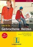 Lekture - Stufe 1 (A1 - A2) : Gebrochene Herzen: книга + CD - Theo Scherling, Sabine Wenkums -