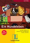 Lekture - Stufe 1 (A1 - A2) Ein Hundeleben: книга + CD - учебник