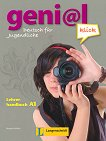 geni@l klick: Учебна система по немски език : Ниво 1 (A1): Книга за учителя - Birgitta Fröhlich -