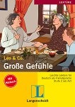 Lekture - Stufe 2 (A2) : Große Gefühle: книга + CD - Theo Scherling, Sabine Wenkums -