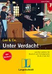 Lekture - Stufe 2 (A2) : Unter Verdacht: книга + CD - Theo Scherling, Sabine Wenkums -