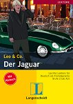Lekture - Stufe 2 (A2) : Der Jaguar: книга + CD - Theo Scherling, Sabine Wenkums -