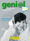 geni@l klick - ниво 2 (A2): Учебна тетрадка по немски език + 2 CD - учебна тетрадка