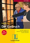 Lekture - Stufe 2 (A2) : Der Einbruch: книга + CD - Theo Scherling, Sabine Wenkums -